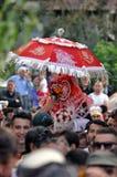 Traditional Wedding, Gora Region, southern Kosovo Stock Images