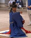 Traditional wedding, Suwon, Korean Republic Stock Photo