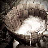 Traditional Whirlpool Royalty Free Stock Photos