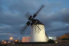 Traditional windmill Royalty Free Stock Photos