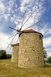 Traditional windmill Royalty Free Stock Photography