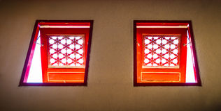 Traditional window of china Stock Photos