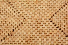Traditional Wooden Background design wallpaper Royalty Free Stock Photo