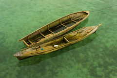 Traditional wooden boat Royalty Free Stock Image