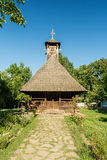 Traditional Wooden Church Royalty Free Stock Image
