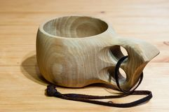 A kuksa Royalty Free Stock Images