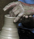 Traditional work in ceramic (4) Royalty Free Stock Image