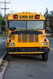 Traditional Yellow School Bus Stock Images
