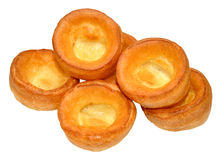 Traditional Yorkshire Puddings Royalty Free Stock Image