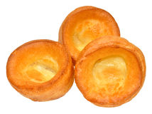 Traditional Yorkshire Puddings Stock Photos