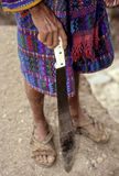 Traditionally clothed man- Guatemala