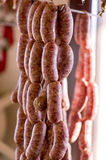 Traditionals pork's sausages Royalty Free Stock Photos