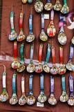 Traditioneel aardewerk Stock Afbeeldingen