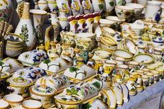 Traditioneel aardewerk Royalty-vrije Stock Foto