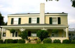Traditioneel Amerikaans Huis Royalty-vrije Stock Afbeelding