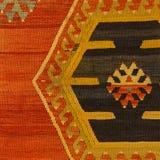 Traditioneel Anatolisch patroon Royalty-vrije Stock Afbeelding