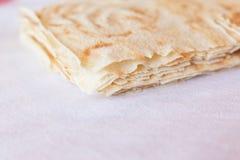 Traditioneel brood van Sardinige Royalty-vrije Stock Afbeeldingen