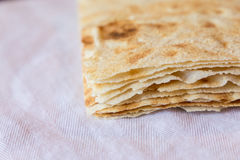 Traditioneel brood van Sardinige Stock Foto's