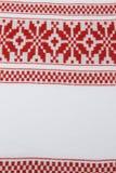 Traditioneel canvas Roemenië Stock Afbeeldingen