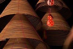 Traditioneel Chinees materiaal Royalty-vrije Stock Foto