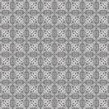 Traditioneel damast naadloos patroon Royalty-vrije Stock Foto