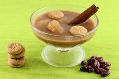 Traditioneel dessert Pasen Stock Afbeelding