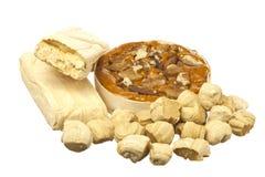 Traditioneel dessert van Ecuador Stock Afbeeldingen