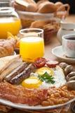Traditioneel Engels Ontbijt royalty-vrije stock fotografie