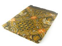 Traditioneel Etnisch de Batikpatroon van Indonesië van Java Javanese royalty-vrije stock foto
