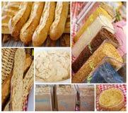 Traditioneel Frans brood Royalty-vrije Stock Foto