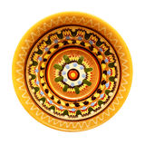 Traditioneel gekleurd aardewerk Stock Foto