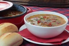 Traditioneel Grieks voedsel Royalty-vrije Stock Afbeelding
