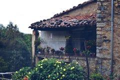 Traditioneel huis Stock Fotografie