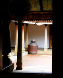 Traditioneel huis in India royalty-vrije stock afbeelding