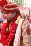 Traditioneel huwelijk - India Stock Foto