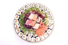 Traditioneel Japans voedsel royalty-vrije stock foto