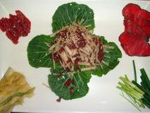 Traditioneel Koreaans Voedsel Royalty-vrije Stock Foto's