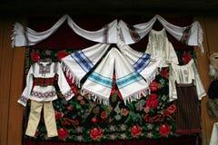 Traditioneel kostuum Royalty-vrije Stock Foto's