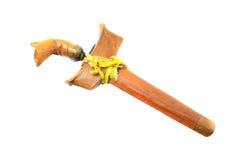 Traditioneel malay wapen stock foto