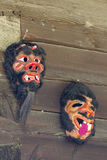 Traditioneel masker Royalty-vrije Stock Fotografie