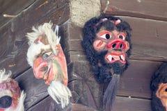 Traditioneel masker Stock Fotografie