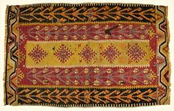Traditioneel met de hand gemaakt Turks Tapijt royalty-vrije stock fotografie