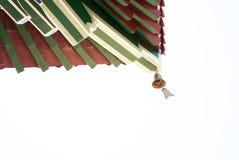 Traditioneel multicolored verfwerk Stock Fotografie