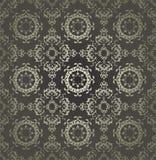 Traditioneel ottoman Turks naadloos ontwerp Stock Afbeelding