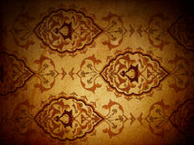 Traditioneel ottoman Turks naadloos ontwerp Royalty-vrije Stock Fotografie