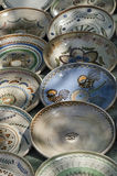 Traditioneel Roemeens aardewerk Stock Afbeelding