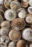 Traditioneel Roemeens aardewerk Royalty-vrije Stock Fotografie