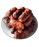 Traditioneel Roemeens voedsel stock foto