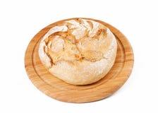 Traditioneel rond brood Royalty-vrije Stock Fotografie