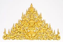 Traditioneel Thais stijlpatroon Royalty-vrije Stock Afbeeldingen